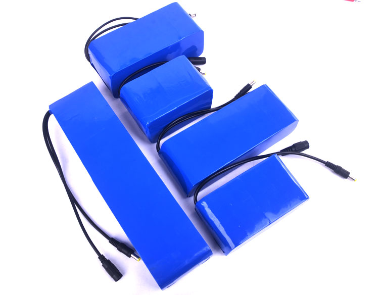 12v rechargeable Lithium Ion battery with high capacity