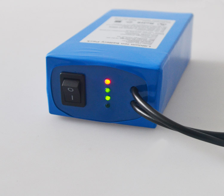 Customized 12v Lithium Polymer Battery Pack 120000mah